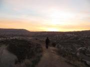 Caminando hacia el amanecer