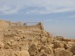 Masada - no son piedras todo lo que reluce... que maravilla de camuflaje!