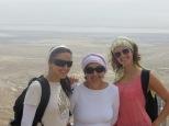 Masada - Las chicas posando ;)