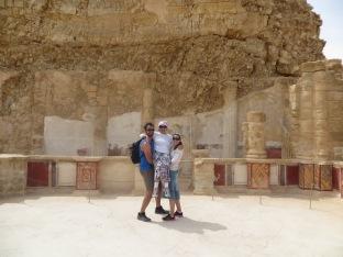 Masada - La sillita de la reina!!