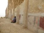 Masada - Momento de relajación máximo!