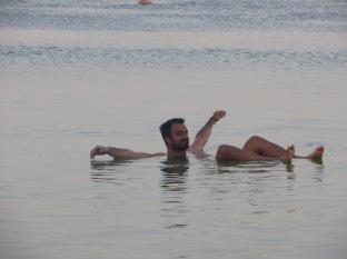 Mar Muerto - Que satisfacción!