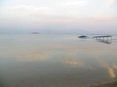 Mar Muerto - Al anochecer...