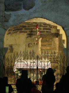 Nazaret - Según la tradición aquí tuvo lugar el Anuncio