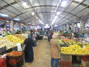 El mercado de Nazaret