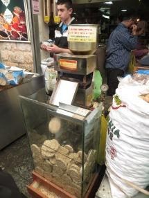 Shuk - haciendo galletitas como las de arroz