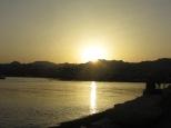 Atardecer y relax en Eilat