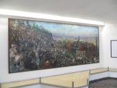 UHJ - Cuadro de la fundación de la Universidad en el Monte Scopus