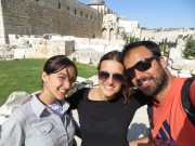 Selfie a las afueras del antiguo templo!