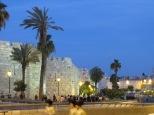 Atardece en Jerusalén