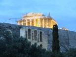 Desde el barrio de Monastiraki puedes contemplar muy de cerca la historia