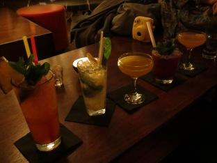 Copazos en una de las mejores coctelerías del mundo! :P