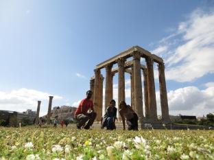 Primavera en Atenas ;)