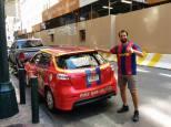El Barça és més que un club... pena de comic sans :S