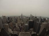 Et voilá! En frente de ustedes el Downtown, con el Empire State building sobresaliendo entre los rascacielos