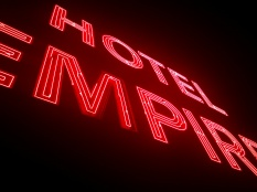 Rooftop del Hotel Empire del famoso Chuck Bass de Gossip Girl!