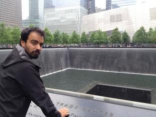 Reflexionando en el Memorial 9/11