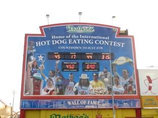 Aquí, esto de los hot dogs se lo toman muy muy en serio!