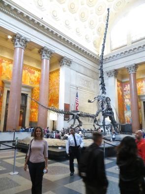 A este dinosaurio sí que se le caducaría el yogur cuando le llegara al estómago!