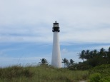 The Cape Florida lighthouse
