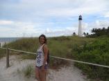 Y ahora unas cuantas fotos más bonitas... Recién llegados a Bill Baggs Cape Florida State Park
