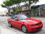 El típico coche de Miami