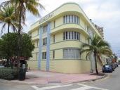 Colores pastel invaden el distrito de Art Decó