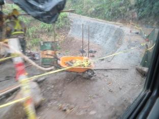 Definitivamente las carreteras no son el punto fuerte de Costa Rica O_o