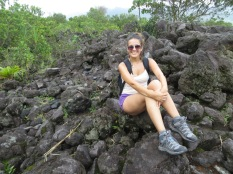 A esto se le llama piedras volcánicas