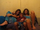 De relax con Silvie y Jey-Jey