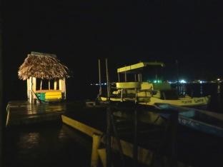 Zona chill out del Barco Hundido