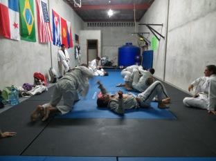 En Bocas hay multitud de actividades para hacer por las tardes: zumba, yoga, boxing, Jiu-Jitsu...