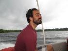 Qué felicidad pasarse todo el día en el mar