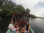 De visita a la isla de los perezosos