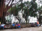 Plaza de la Independencia, también conocida como plaza Mayor o plaza de la Catedral