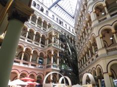 Palacio Nacional... reconvertido en centro comercial