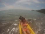 Sesión de kayak finalizada!