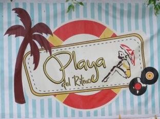 Bienvenidos a Playa del Ritmo!