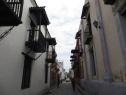 Una calle cualquiera de Santa Marta