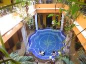 Esta piscina invita a darse un buen chapuzón ;)