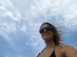 Yo ya estoy aburrida del coco... Selfie :p