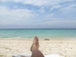 Un poquito de relax en el paraíso