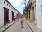 En la calle de los Puntales
