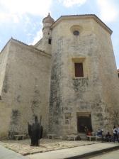 Otra vista de la Catedral de Cartagena