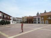 En la Plaza de la Aduana