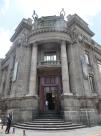 Esta es la primera sede Banco Central del Ecuador.