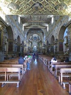 También llamado el Escorial del Nuevo Mundo, es un complejo construido en el s.XVI.
