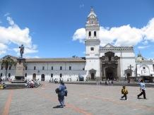 Última parada de nuestro walking tour, la Plaza Grande!