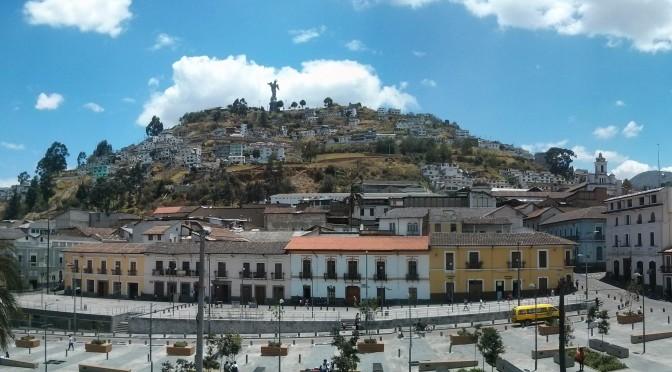 [Ecuador] Quito, el día internacional del timo y la peor noticia imaginable