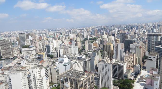 [Brasil] Sao Paulo, reemprendiendo el camino